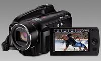 Canon HG20, HG21 ve HF11: HD kamera üçlüsü