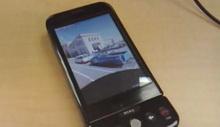 Google Android: HTC Dream videosu