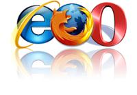 Süper tarayıcıların savaşı: IE, Firefox, Opera