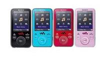 Sony'den iPod'u zorlayacak yeni bir MP3 çalar