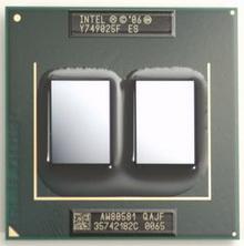 Intel QX9300: Laptoplar'a dört çekirdek gücü