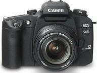 Canon'dan yeni EOS 50D SLR fotoğraf makinesi
