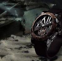 Lüks tutkunlarına özel:Titanik kol saati oldu