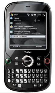 GPS-Windows-cep-telefonu Palm Treo Pro resmileşti