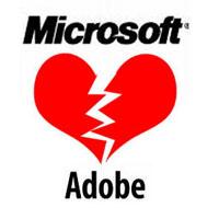 Microsoft ve Adobe yeni savaşın eşiğinde!