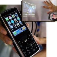 Projektörlü ilk cep telefonu Çin'den geldi!