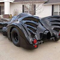 Batman arabasını satamadı!