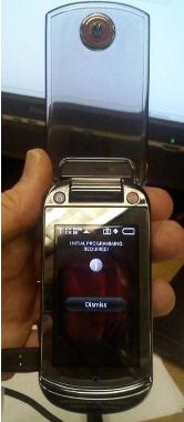 Motorola ZN4 ve VU30