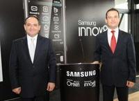 Samsung'dan i900 OMNIA ve i-8510 INNOV8
