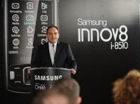 Samsung, i-8510 ile oyunseverleri de unutmadı