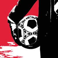 Football Manager 2009: Bu afiş çok konuşulur!