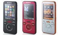 Sony'den üç yeni Walkman