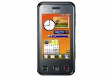 LG KC910: 8 Megapiksel cep telefonu tanıtıldı