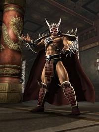 7. Sırada: Shao Kahn - Mortal Kombat