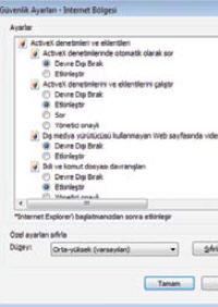 Kullanıcı hesabı türünü değiştirmek