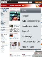 Opera Mobile 9.5: Artık Widgets desteği var