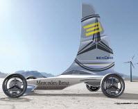 Mercedes'ten Formula Zero