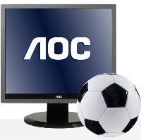 AOC'den futbolseverlere görsel şölen