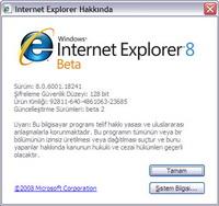 IE 8: Çok yakında bilgisayarlarda