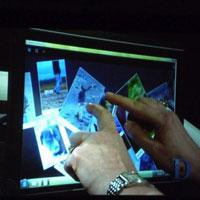 Yeni bir dokunmatik ekran
