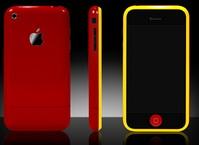 Renk cümbüşü: iPhone ve G1 için yeni bir tarz
