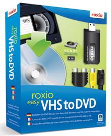 Easy VHS to DVD: Video kasetlere yeni soluk