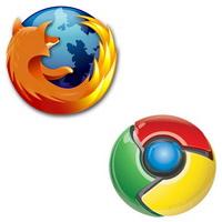 Mozilla ve Google'ın arasına Chrome mu girdi?