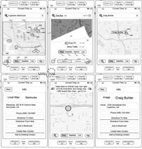 Apple patenti: iPhone 3G için navigasyon yazılımı