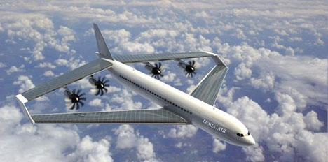 NASA'dan geleceğin uçak tasarımları