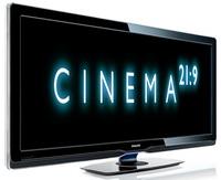 Philips: 21:9 formatında LCD televizyon
