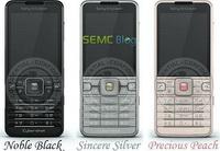 Sony Ericsson C901: 5 MP kamera ve Xenon flaş