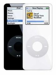 iPod nano çok kolay çiziliyor; suçlu Apple