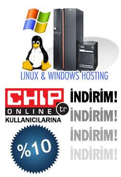 CHIP Online kullanıcılarına ucuz hosting imkanı
