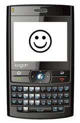 Kogan Agora: Android cep telefonu dirildi