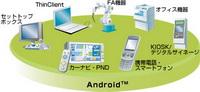 Fujitsu: Android yakında arabalara giriyor
