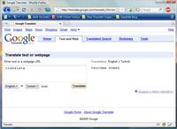 Google Translate: Türkçe dil desteği eklendi