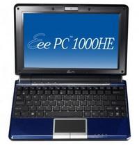 Asus Eee PC 1000HE: Rekor pil süresi