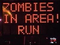 Yolda seyreden sürücüleri şoke eden uyarı!