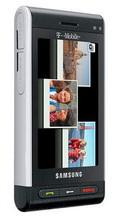 Samsung Memoir: Flaşlı ve 8 Megapiksel