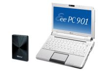Mini-Mobil: Netbook & harici sabit disk