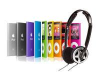 Müzik harmonisi: MP3 çalar & kulaklık