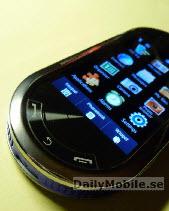 Samsung M7600'ün ilk kareleri ortaya çıktı!