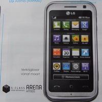LG Arena: Yeni bir dokunmatik telefon