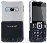 Samsung C6625: Tam klavyeli iş telefonu
