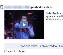 Facebook videolarını kaydedin