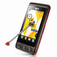 LG'nin yeni dokunmatik telefonu KP500
