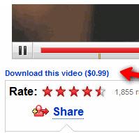 YouTube: Google yeni gelir kapısını buldu!