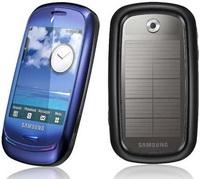 Samsung Blue Earth: Çevreci cep telefonu