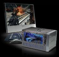 Shuttle'dan sıvı soğutmalı kompakt PC