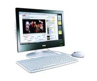 BenQ nScreen i91: Şık bir hepsi-bir-arada PC